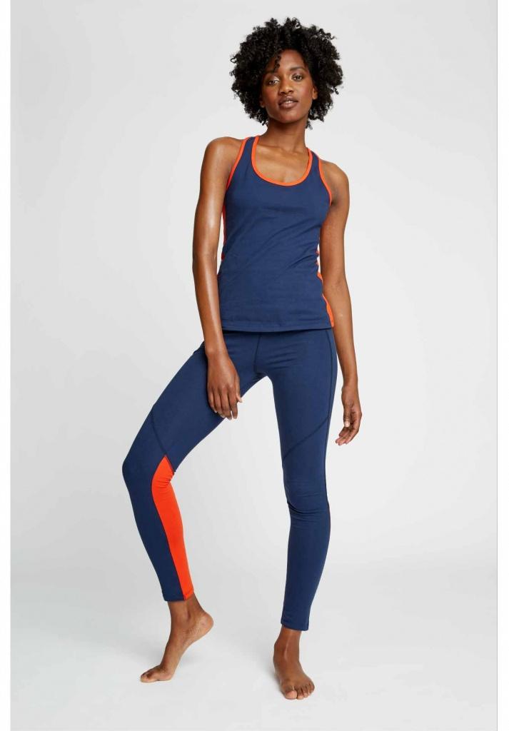 Yoga Color Block Leggings