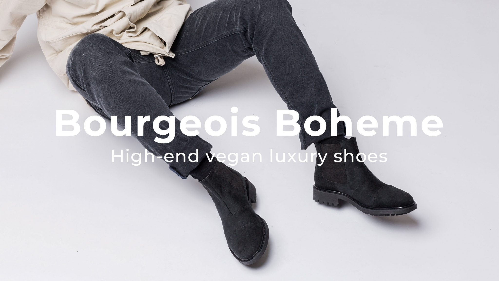Veganska skor från Bourgeois Boheme