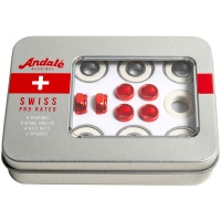 Andalé Swiss Tin Box bearings