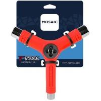 Mosaic Skatetool Red