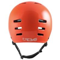 TSG Youth Gloss Orange 52-54cm