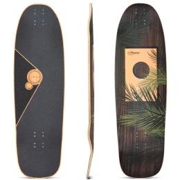 Loaded 85cm Omakase Palm deck