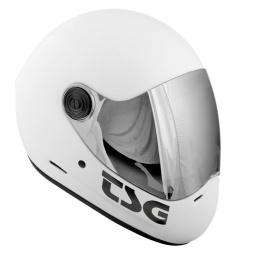 TSG Pass (Satin White)