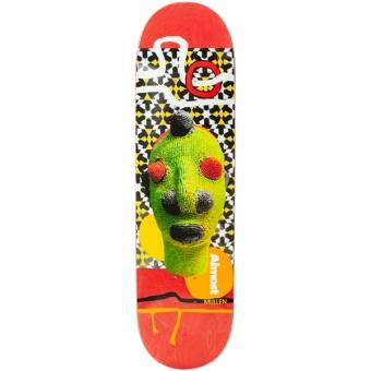Almost 7.75 Mullen African Mask R7 Skateboard