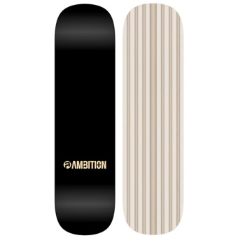Ambition Snowskate Team Brown 2020