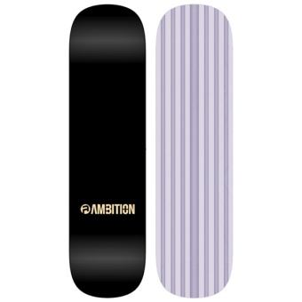 Ambition Snowskate Team Purple 2020