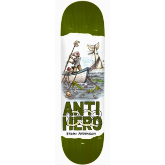Antihero 8.4 Anderson Plastics deck