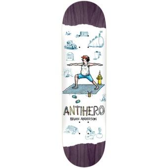 Antihero 8.5 BA Recycling deck