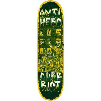 Antihero 8.12 Team Curb Riot Redux deck