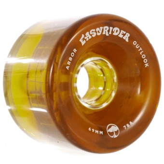 Arbor 69mm 78A Easyrider Outlook Amber