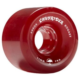Arbor 61mm 78A Easyrider Bogart Vintage Red
