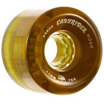 Arbor 65mm 78A Easyrider Mosh Amber