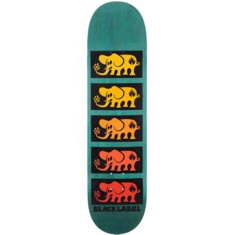 Black Label 8.25 Elephant Stacked deck
