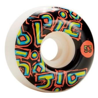 Blind 53mm 99A OG Stacked wheels