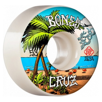 Bones 53mm 103A V2 Locks STF Bueana Vida