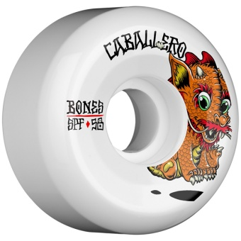 Bones 58mm 104A P5 SPF Baby Dragon