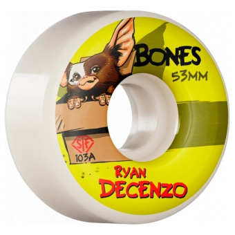 Bones 53mm 103A V2 Locks STF Gizzmo