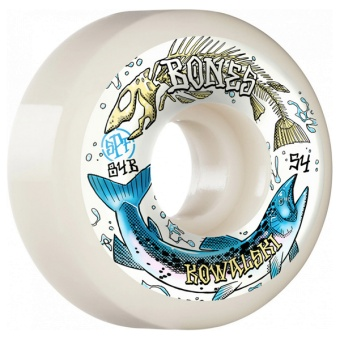 Bones 54mm 104A P5 SPF Salmon Spawn