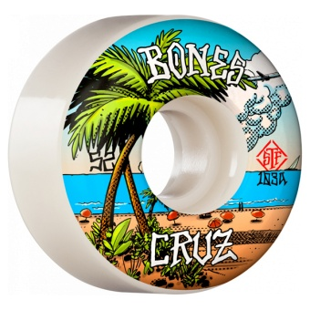 Bones 52mm 103A V2 Locks STF Bueana Vida