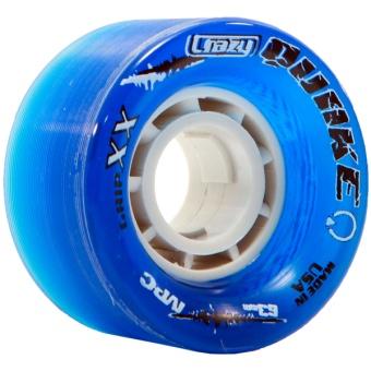 CrazySkates 63mm 92A Quake Blue