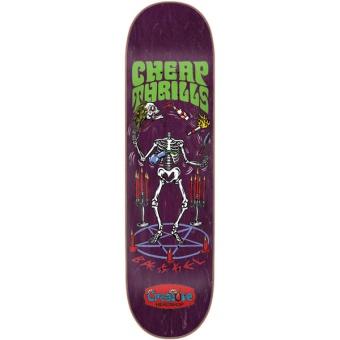 Creature 8.375 Baekkel Cheap Thrills Deck