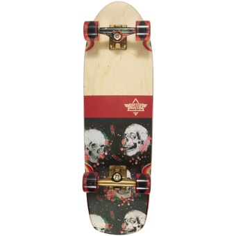 "Dusters 29.5"" Sin Cruiser Skateboard"
