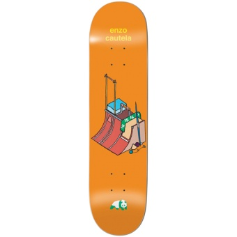 Enjoi 8.625 Enzo Go for the Gold R7 deck