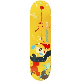 Enjoi 8.25 Splatter Panda R7 Skateboard