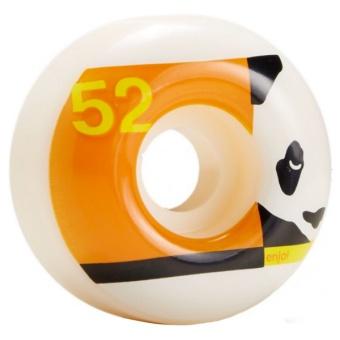 Enjoi 52mm 99A Box Panda wheels