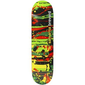 Enjoi 8.125 Splatter Panda R7 Skateboard