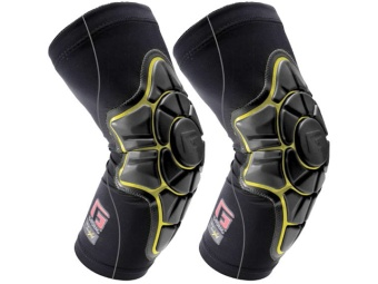 G-Form PRO-X Elbow Pads (Black/Yellow)