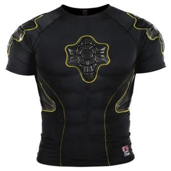 G-Form Protective Compression Shirt Black