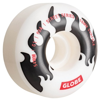 Globe 54mm 99A G1 Street wheels