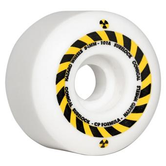 Hazard 54mm 101A Sign Surelock  CP+ Conical