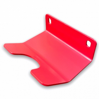 Universal Skateboard Wall Hanger – Strawberry Red