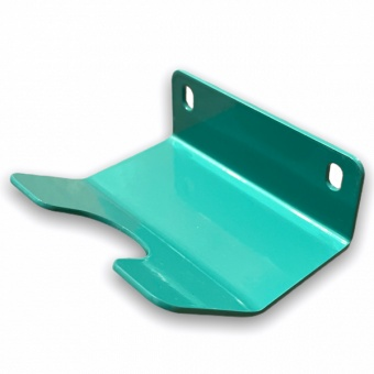 Universal Skateboard Wall Hanger – Mint Turquoise