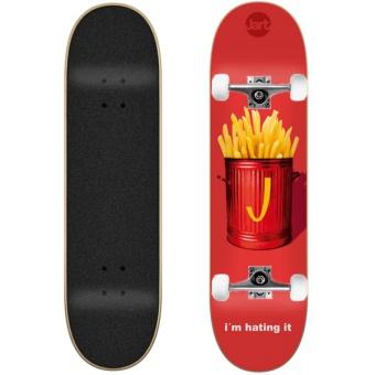 Jart 8.0 Junk Food LC komplett Skateboard