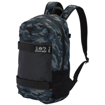 187 Killerpads Issue Camo Backpack