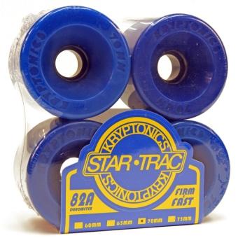 Kryptonics StarTrac 70mm 82A Blue