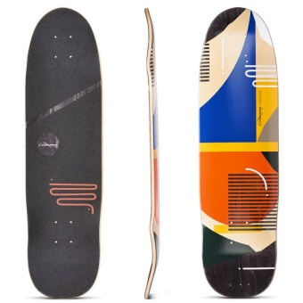 Loaded 78cm Hola Lou Coyote deck