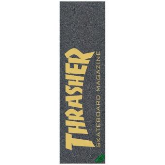 MOB Thrasher Skatemag Sheet Yellow