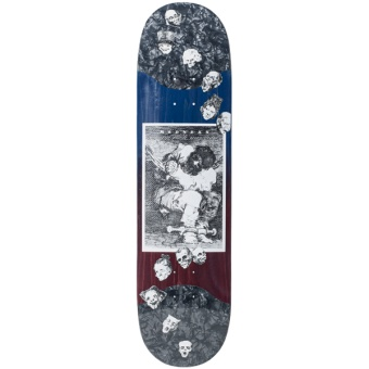 Mad 8.125 Captivity Popsicle Slick R7 deck