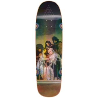 MAD 8.5 Creeper Holographic R7 deck
