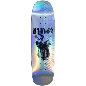 MAD 8.5 Back Hand Holographic R7 deck