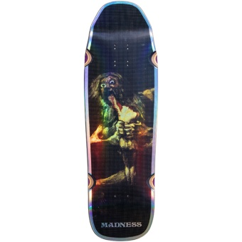 MAD 9.5 Halftone Son Holographic R7 deck