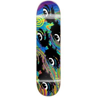 MAD 8.5 Side Eye neon multi R7 deck