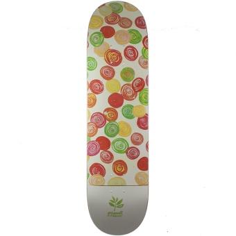 Magenta 8.625 Guest Artist skateboard