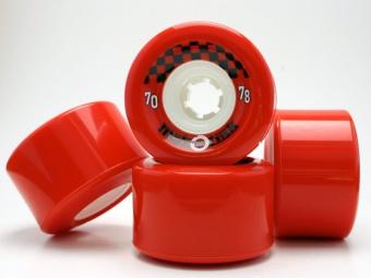 Metro Links 70mm, 78A (Röd)