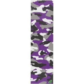 MOB Camo Purple griptape Sheet