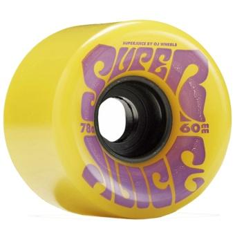 OJ 60mm 78A Super Juice Yellow